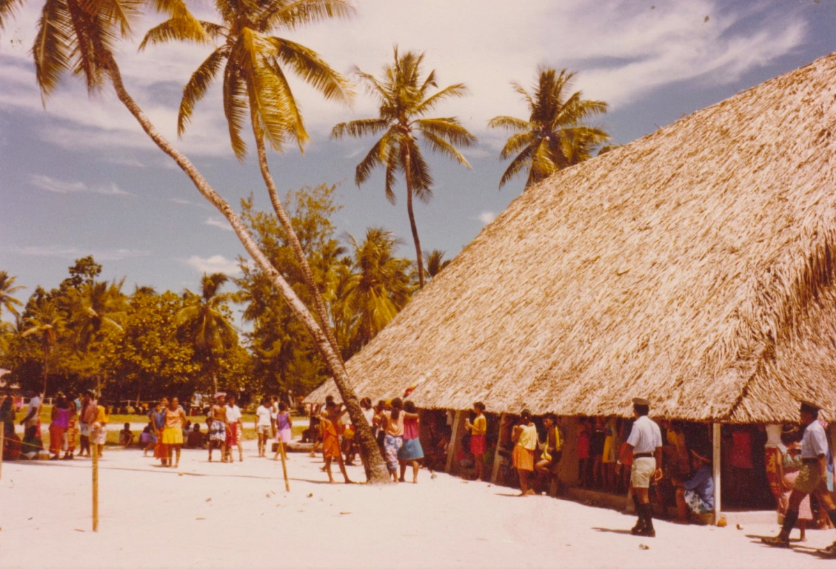 kiribati architecture and design  u2013 the little island that