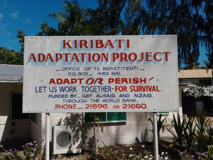 Kiribati Adaptation Project