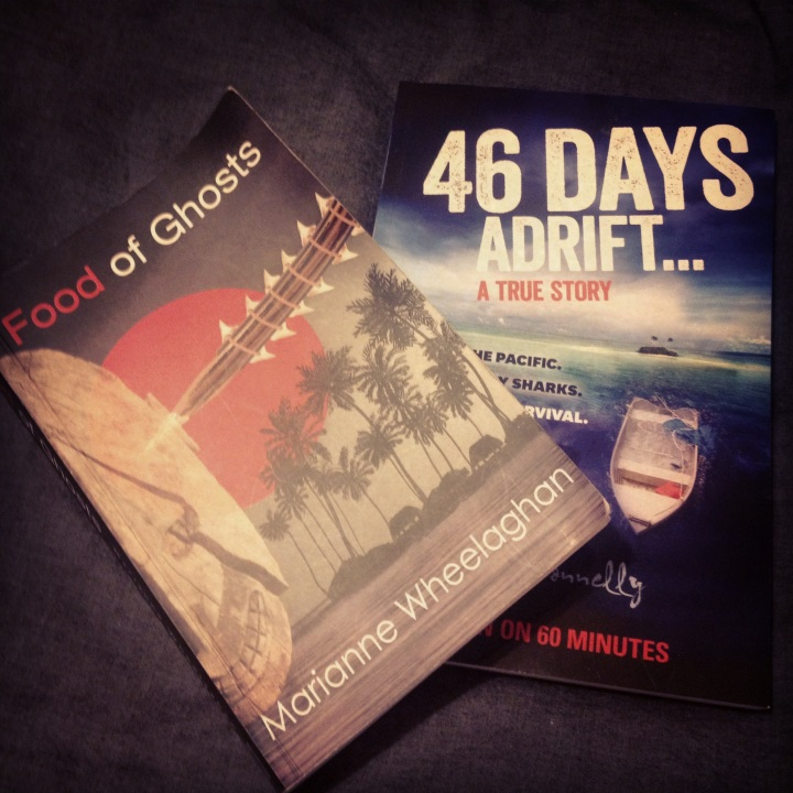Food of Ghosts and 46 Days Adrift