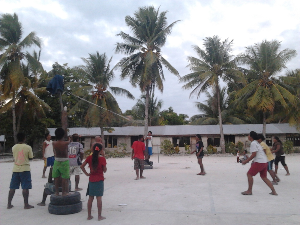 Kiribati Volleyball