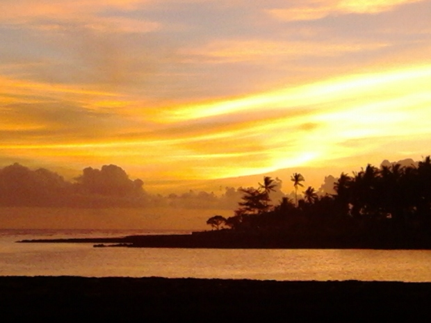 Kiribati Sunset