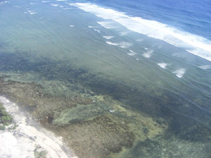 Kiribati reef
